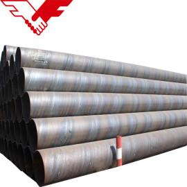 الأنابيب الفولاذية الحلزونية / أنابيب SSAW المستخدمة في مشروع البناء من YOUFA