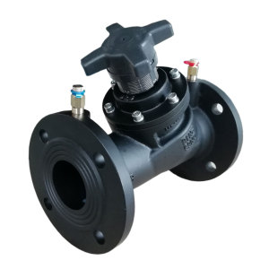 Static iron Balance valve in pn10/16/25 dn40-500