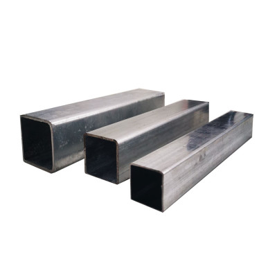 YOUFA manufacture hot dipped galvanized square steel pipe size