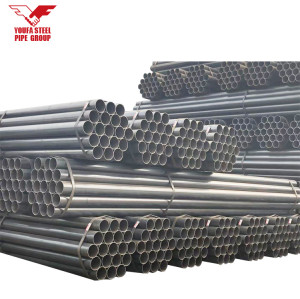 MILD CARBON STEEL ROUND STEEL PIPE SIZES