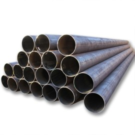 ISO YF Group1 / 2 '' - 24 '' أنبوب الكربون الأسود ERW سعر أنابيب الصلب