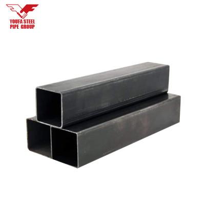 Tianjin fabrica astm a36 tamaños de tubos de acero rectangulares