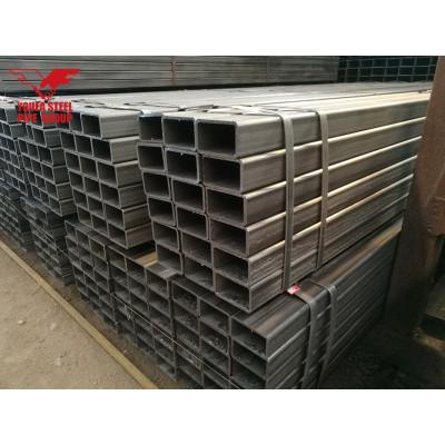 ERW steel pipe rectangular tube6 square steel tube price per kg