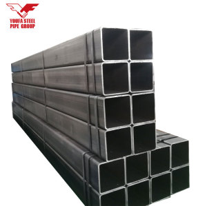 200x200 weight ms mild steel square hollow section pipe