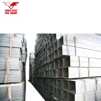A500 200x200 mm galvanized square steel pipe
