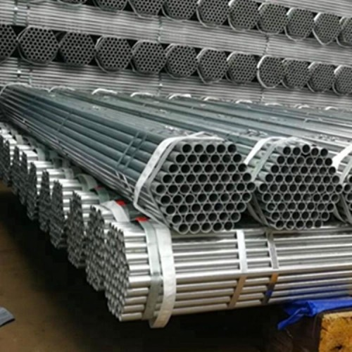 BS1387 2 inch hot dip galvanized steel round pipe gi scaffolding steel pipe