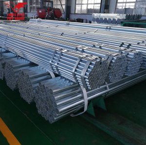 Chemical industry used 48.3mm galvanized carbon steel pipe