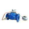 China Supplier Soft seated floating control valve PN10/16/25
