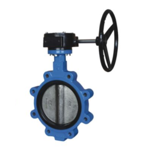 China Supplier LUG concentric butterfly valve for water\oil\gas