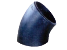 ASTM Carbon steel forged pipe fitting Butt Welding elbow price