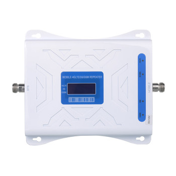Tri Band GSM900 1800 3G Cell Phone Booster 3G/4G mobile phone repeater 900/1800/2100 Tri band India