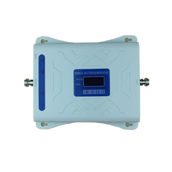 Dual frequency 4GTDD-LTE2600/1800MHz cellular repeater