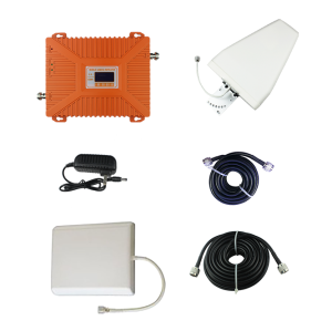 Dual Band GSM900 3G2100 Cell Phone Booster Orange 900/2100 Mobile Phone Repeater