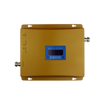 3G 2100 Mobile Repeater with LCD Display Signal Booster