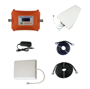 2G Power GSM900MHz Mobile Repeater orange 2g cellphone booster amplifier a kit