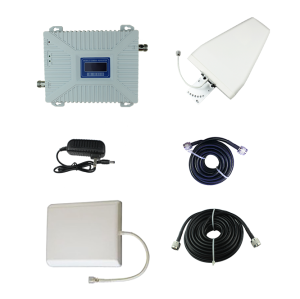 2G GSM900MHz Power Mobile Repeater  white GSM cell phone amplifier