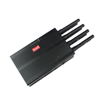 multifunctional portable 8 band 4G cell phone signal jammer