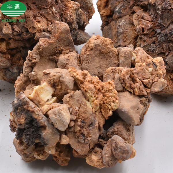 brauner Magnesiumoxid-Rohstoff zu 90% für feuerfeste Materialien