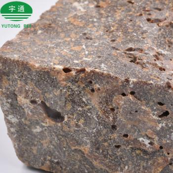 brown fused magnesite 97%