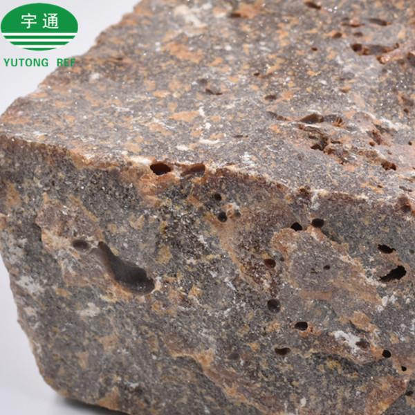 brauner geschmolzener Magnesit 97%