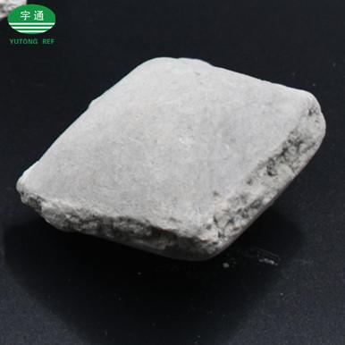 белый каустический кальцинированный магнезитовый шарик