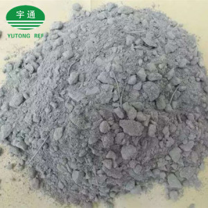 High Iron High Calcium Sand for refractory
