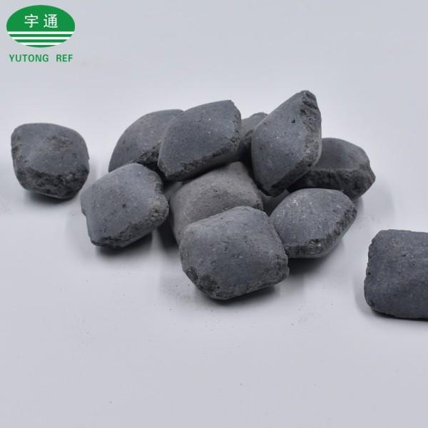 Schwarze Magnesiumoxidkohlekugel