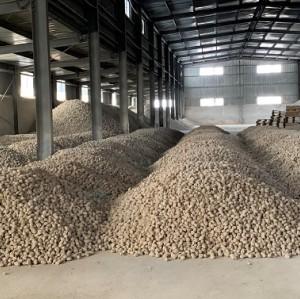 caustic calcined magnesia briquettes 65%