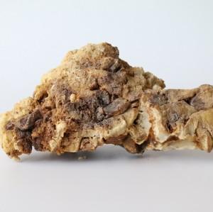 brown dead burnt magnesia 90%