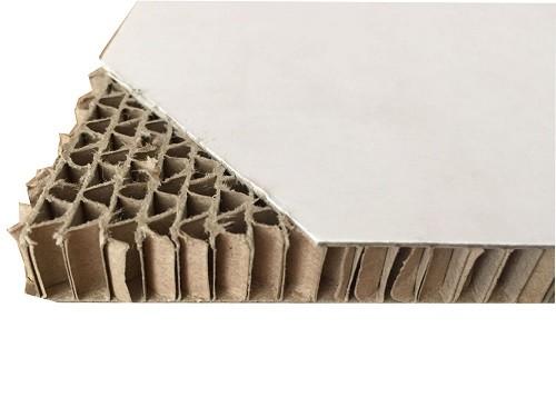 corrugated honeycomb - 2440x1200 mm hot sale corrugated honeycomb