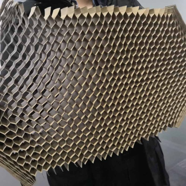 1600 mm width honeycomb paper core with best price