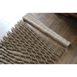 8-60 mm thick paper honeycomb core for packing