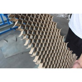 100 and 140 gsm paper honeycomb core from Chinese manufacturers