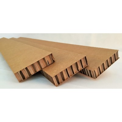100% recycle paper cardboard honeycomb board from 6mm-100mm