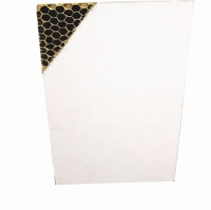 6mm honeycomb paper board for digital printings material
