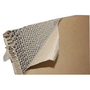 Brown corrugated honeycomb - 2440x1200 mm hot sale corrugated honeycomb