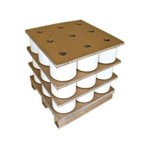 Die cutting packaging Honey comb core paper cardboard sandwich panels