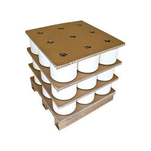 Die cutting packaging Honey comb core paper cardboard sandwich panels