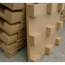 Invert corrugated board - heavy duty ICB pallet loading 2000kg