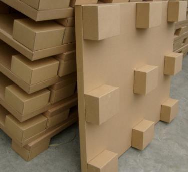 Invert corrugated board - heavy duty ICB pallet loading 2000kg