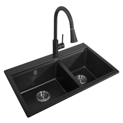 Granite kitchen sink installation method,How to properly install the kitchen sink