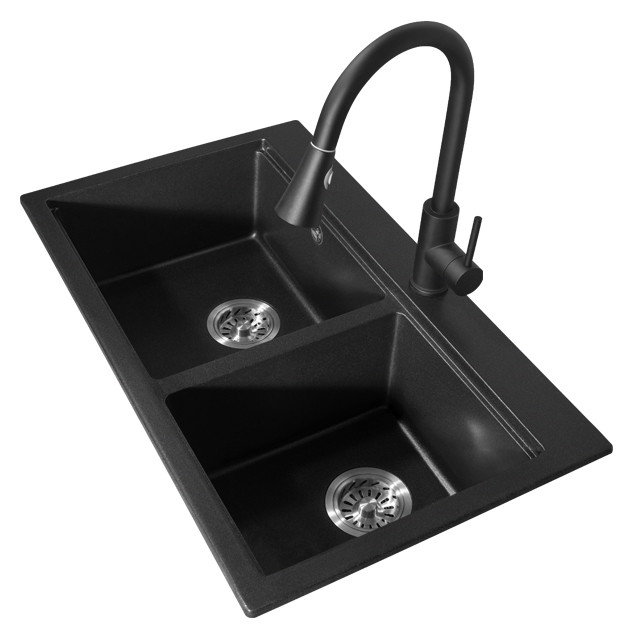 kitchen granite sink