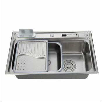 Made in ZhongShan China 201 Stainless steel 0.7 mm Kitchen Sinks