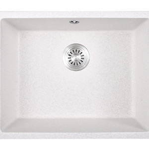 Single-slot heat-resistant quartz heating kitchen sink custom