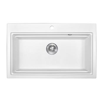 Wholesale Custom Print Single Bowl Granite Composite Sink