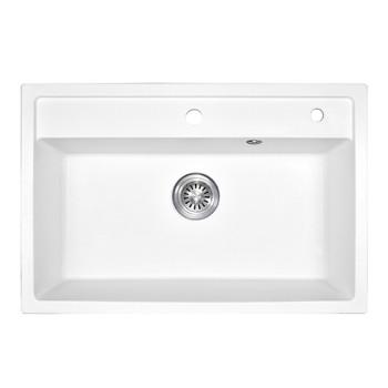 Best Offer Black Granite Kitchen Sink Customized