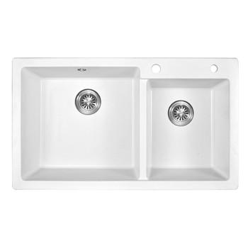 Good looking home clean composite granite quartz kitchen sink