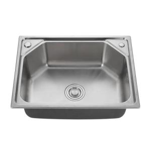 SUS 201 Stainless Steel Cheap Countertop  Undermount Kitchen Sink