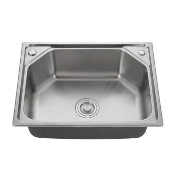 SUS 201 Stainless Steel Cheap Countertop  Undermount Kitchen Sink