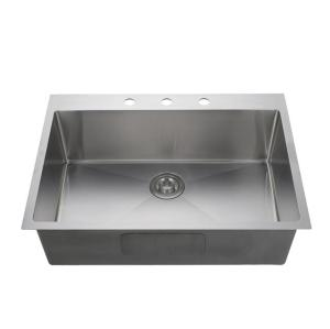 High quality modern portable sink industrial rectangular single slot stainless steel sink